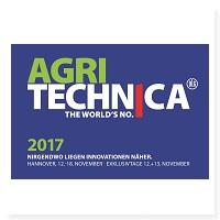 AGRITECHNICA 2017 | Peres GmbH stellt aus