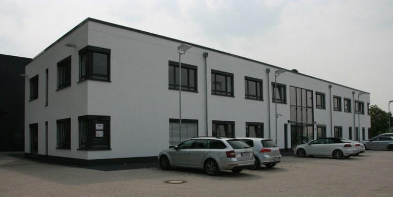Peres GmbH - unser Gebäude