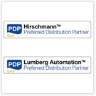 Prefered Distribution Partner Gold Hirschmann | Lumberg
